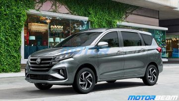 This is how Toyota Ciaz & Ertiga Might Look Like 9