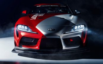 Toyota GR Supra GT4 Concept Revealed Ahead of Geneva Auto Show 8