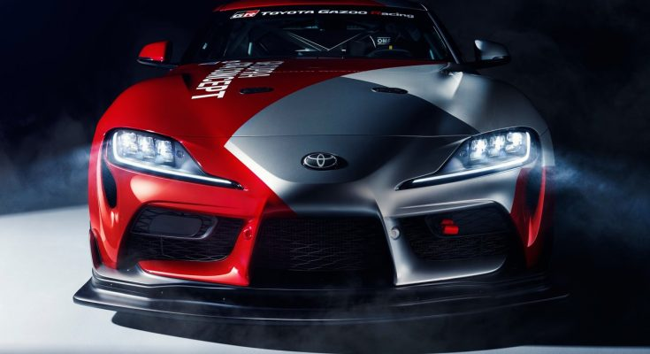 Toyota GR Supra GT4 Concept Revealed Ahead of Geneva Auto Show 1