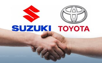 Toyota and Suzuki Announce New Capital Alliance Deal 10