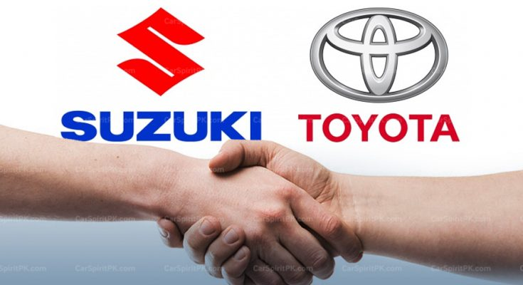 Toyota and Suzuki Announce New Capital Alliance Deal 1