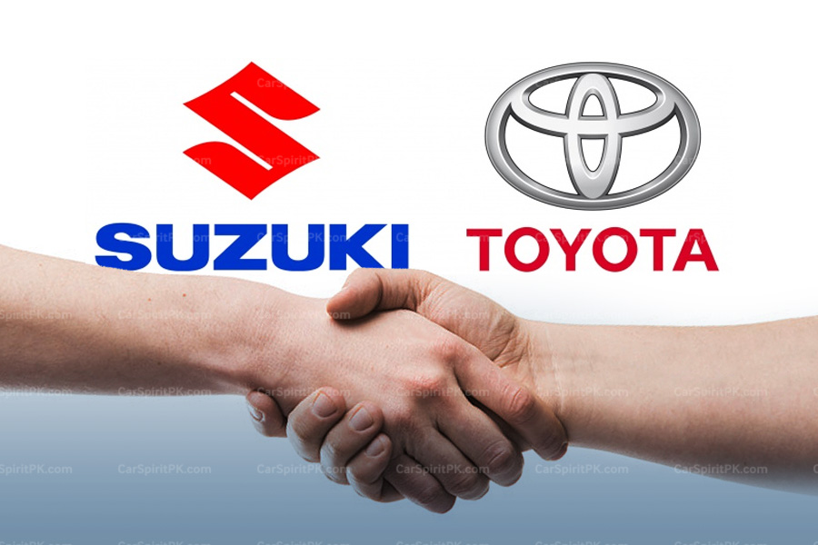 Toyota to Sell Suzuki Cars in Kenya 1