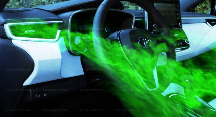 Future Toyota Vehicles to Have A Nasty Surprise for Carjackers 1