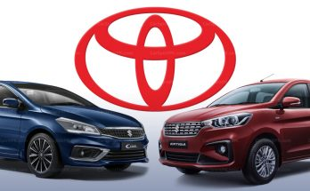 Toyota Ciaz and Ertiga Confirmed for India and African Markets 6