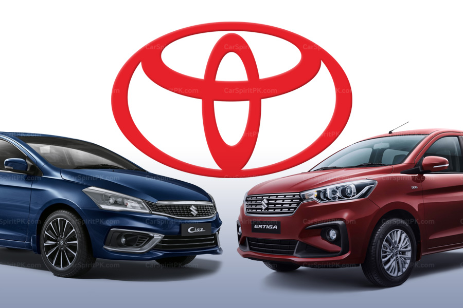 Toyota Ciaz and Ertiga Confirmed for India and African Markets 9