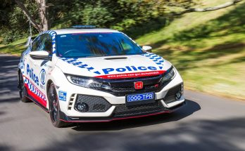 Honda Civic Type R Joins the NSW Police Force 7