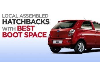 Local Assembled Hatchbacks With Best Boot Space 12