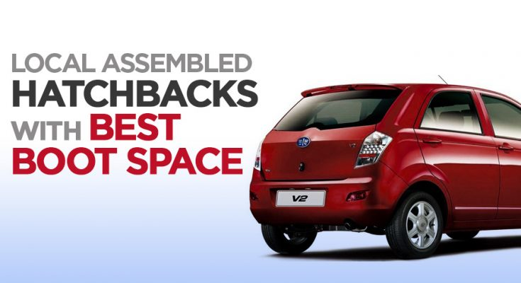 Local Assembled Hatchbacks With Best Boot Space 1
