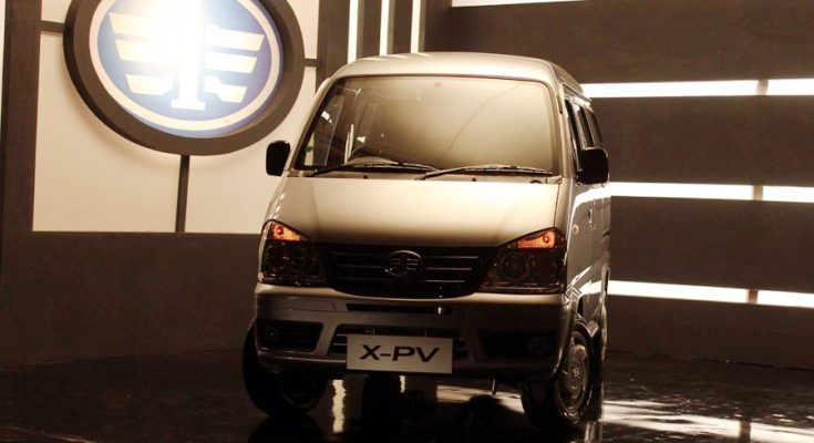 FAW X-PV is the Best Local Assembled Minivan One Can Buy 1
