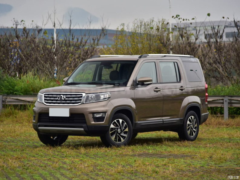 This Changan SUV is Cheaper than Most Hatchbacks 1