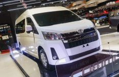 2019 Toyota HiAce Commuter at Bangkok International Motor Show 4