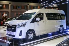 2019 Toyota HiAce Commuter at Bangkok International Motor Show 5