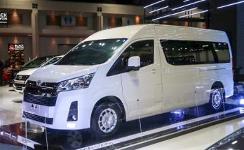 2019 Toyota HiAce Commuter at Bangkok International Motor Show 9