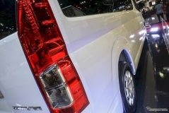 2019 Toyota HiAce Commuter at Bangkok International Motor Show 7