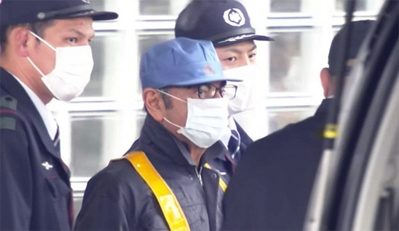 Ex Nissan Chairman Carlos Ghosn Released on Bail 2
