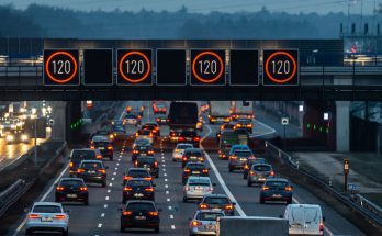 New Cars in Europe to Have Speed Limiters by 2022 17