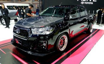 Toyota Hilux Revo Z Edition Black Mamba at 2019 BIMS 8