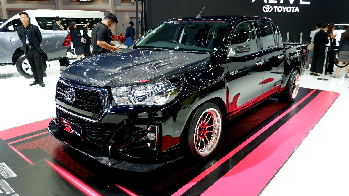 Toyota Hilux Revo Z Edition Black Mamba at 2019 BIMS 6