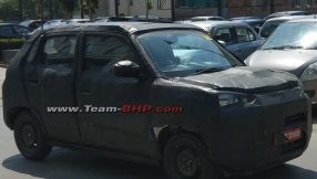 Suzuki Testing New Hatchback in India Can Be the Next Gen Alto 4