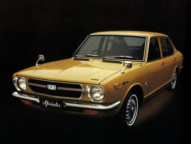 Remembering the Toyota Sprinter 2