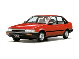 Remembering the Toyota Sprinter 14