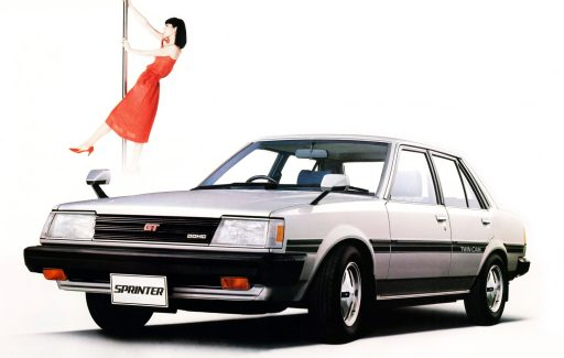 Remembering the Toyota Sprinter 9