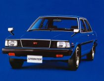 Remembering the Toyota Sprinter 6