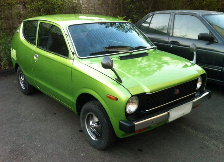 The Suzuki Fronte 7-S (Custom Car) 2