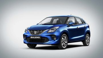 Toyota's Baleno-based Car Called Glanza to Debut by Mid 2019 5
