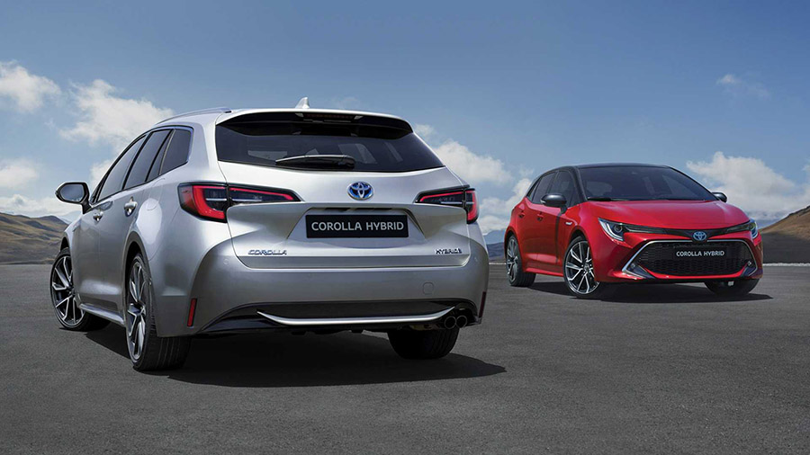2021 Toyota Corolla Cross Spotted 3
