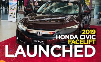 2019 Honda Civic Facelift Launched 7