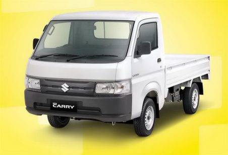 All-new 2019 Suzuki Carry Debuts at IIMS 2019 12
