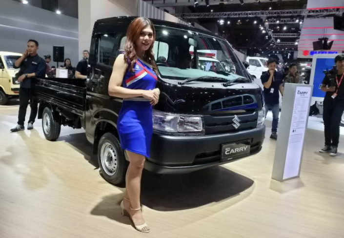 All-new 2019 Suzuki Carry Debuts at IIMS 2019 10