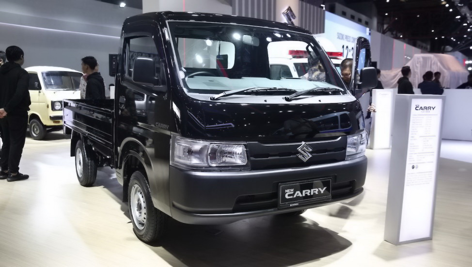 All-new 2019 Suzuki Carry Debuts at IIMS 2019 3