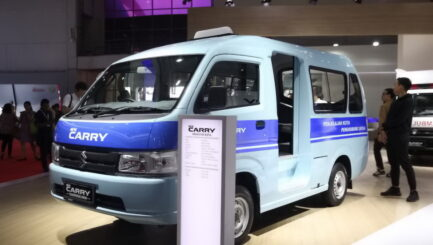 All-new 2019 Suzuki Carry Debuts at IIMS 2019 15