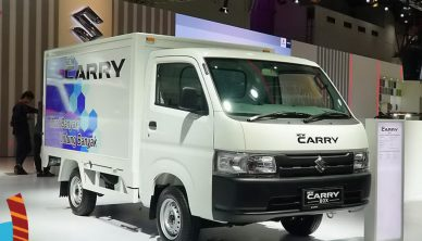 All-new 2019 Suzuki Carry Debuts at IIMS 2019 18