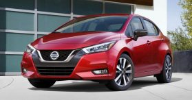 Nissan Unveils All New Versa Ahead of New York Debut 2