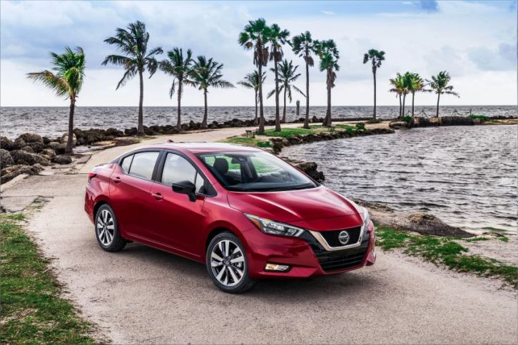 Nissan Unveils All New Versa Ahead of New York Debut 8