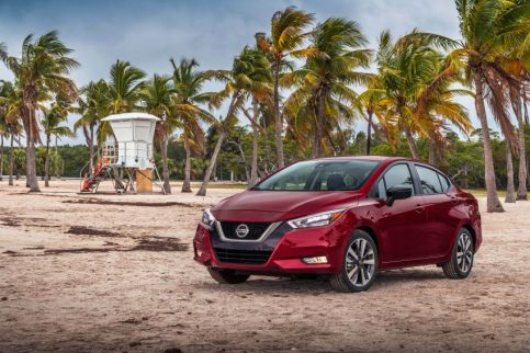 Nissan Unveils All New Versa Ahead of New York Debut 5