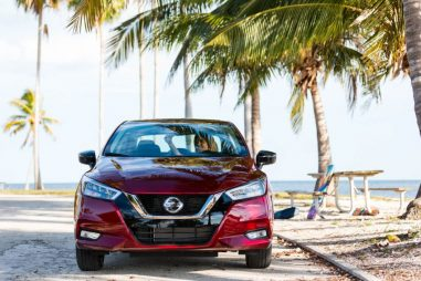 Nissan Unveils All New Versa Ahead of New York Debut 14
