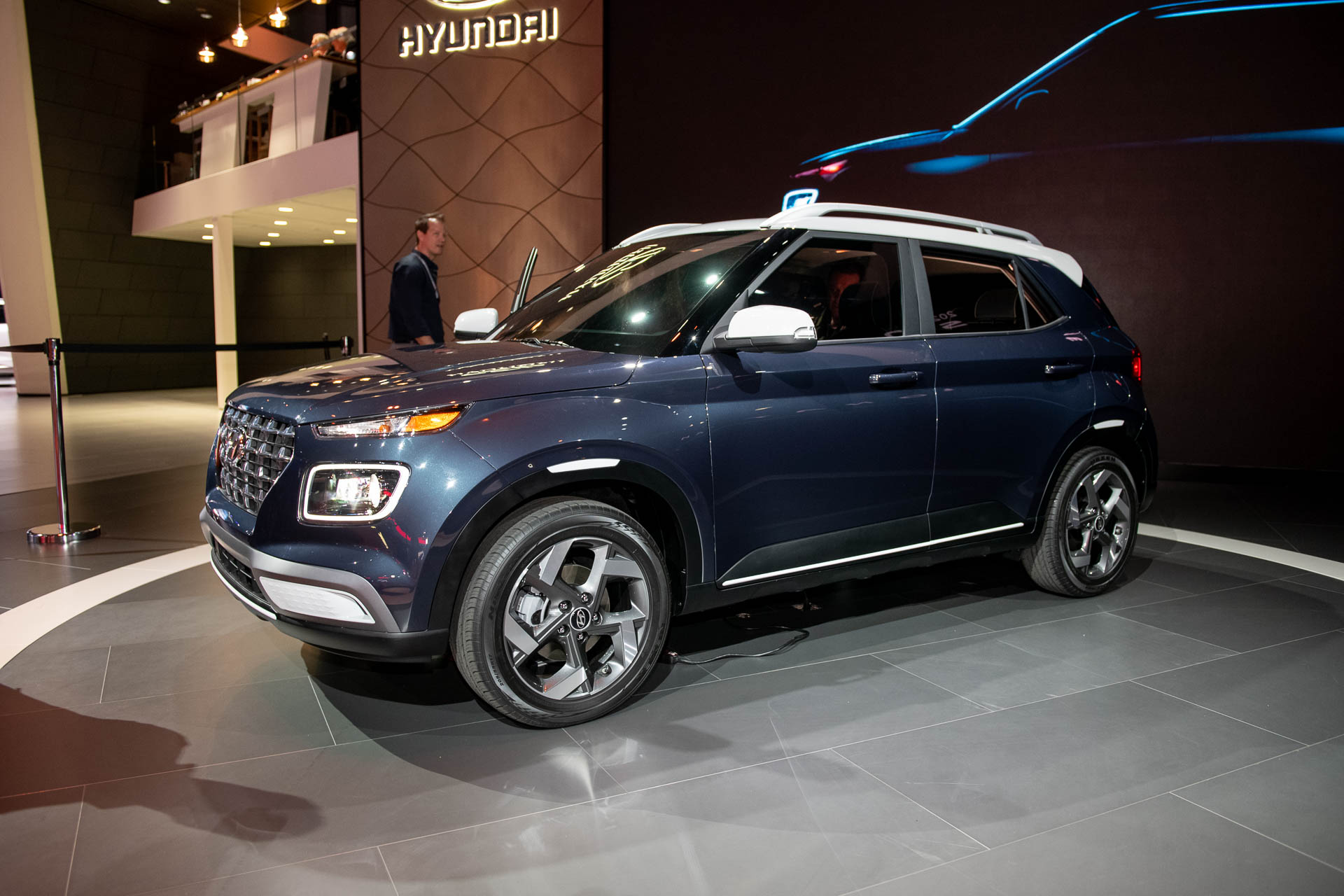 Hyundai Unveils Its Smallest Venue Crossover 13