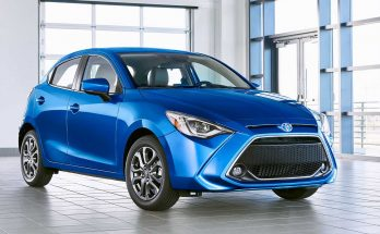 Toyota to Premiere Mazda-based Yaris Hatchback at NYAS 2019 1