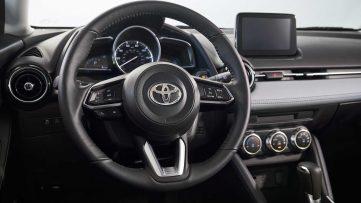 Toyota to Premiere Mazda-based Yaris Hatchback at NYAS 2019 15