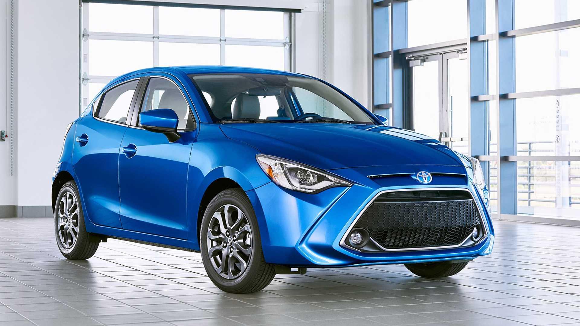 Toyota to Premiere Mazda-based Yaris Hatchback at NYAS 2019 4