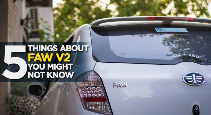 5 Things About FAW V2 You Might Not Know 1