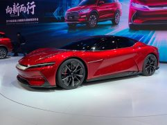 BYD E-SEED GT Concept at 2019 Auto Shanghai 6