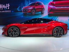 BYD E-SEED GT Concept at 2019 Auto Shanghai 9
