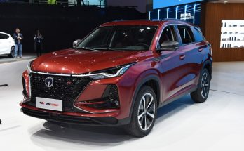 Changan CS75 Plus SUV at 2019 Auto Shanghai 36