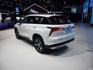 Changan CS75 Plus SUV at 2019 Auto Shanghai 17