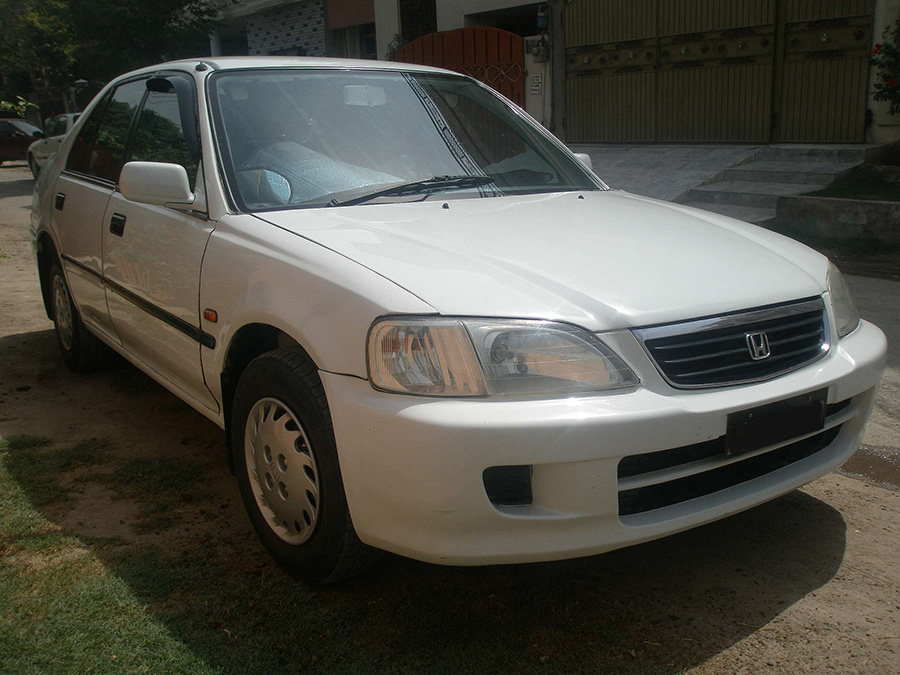 Best Local Assembled 1300cc Sedan in Pakistan 6
